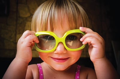 Signs Your Child May Need Glasses