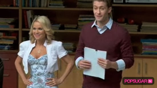 New Episode of Glee With Kristin Chenoweth