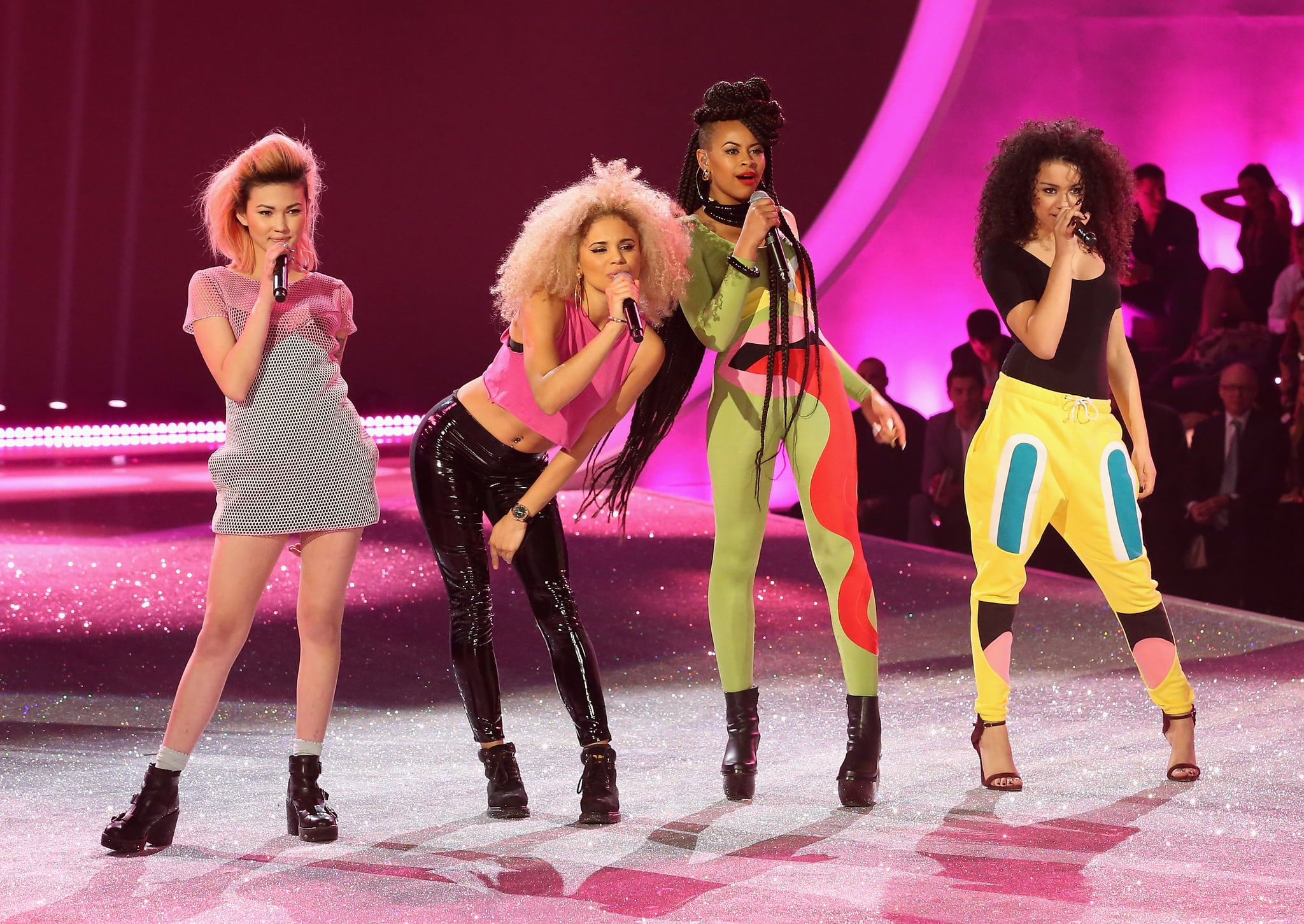 The New Spice Girls