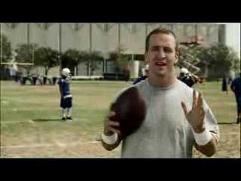 Bummed About Driving a Minivan? Peyton Can Help