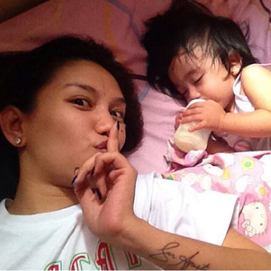 Selfies That Sum Up Life as a Sleep-Deprived Mom