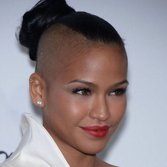 Cassie at Chopard's Mystery Party