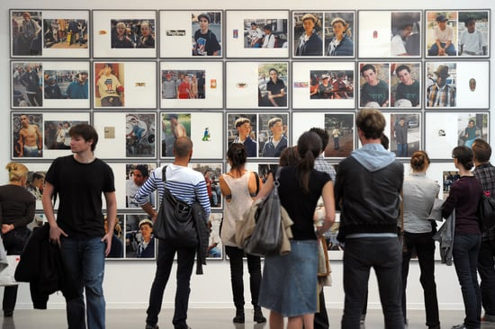 Pictures From Larry Clark Teen Exhibit in Paris