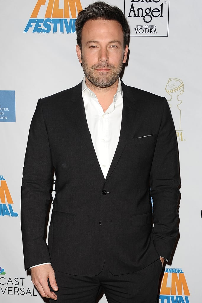 Ben Affleck scored the part of Nick, a husband reeling from the disappearance of his wife.
