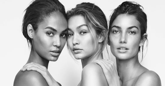 Gigi Hadid Gets Naked For The New Stuart Weitzman Campaign