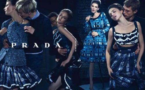 Prada Fall 2010 Ad