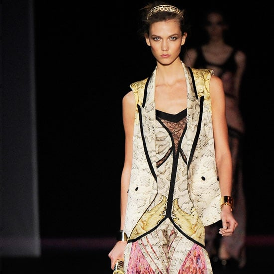 The Most Red Carpet Worthy Dresses From Runways at 2012 Spring Summer Milan Fashion Week: Scope Our Runway Round Up!
