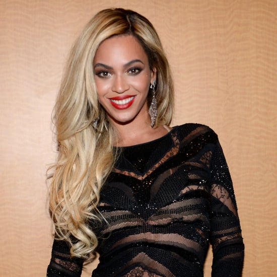 Beyonce Long Hair 2014