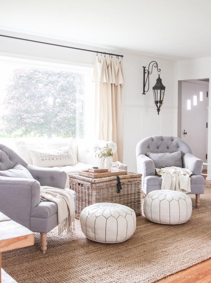 Fall 2016 decor trends popsugar home for Sitting decorating ideas