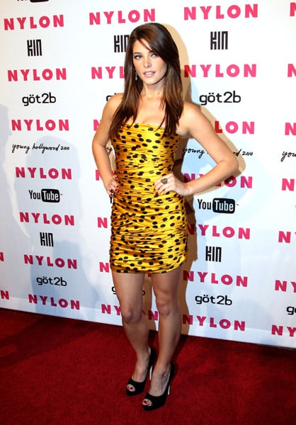 Photos From The Nylon Party