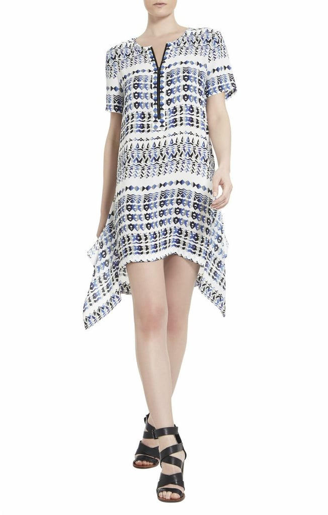 BCBG Max Azria Short-Sleeve Dress ($268)