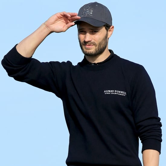 When Jamie Dornan Plays Golf, He Looks Like He's Modelling For a Catalog