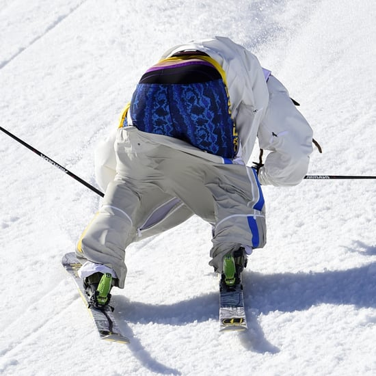 Falls and Slips at the 2014 Winter Olympics   GIFs