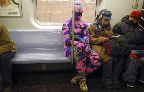 Ninja Also Loves Knitting
