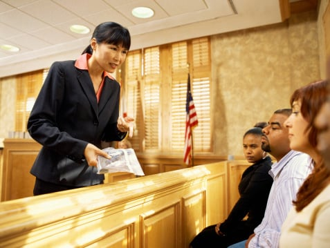 Lawyers Use Facebook to Vet Jurors