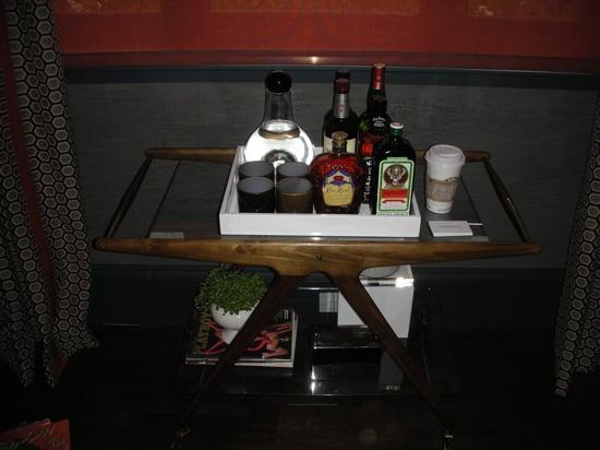 Do You Have a Bar Cart?