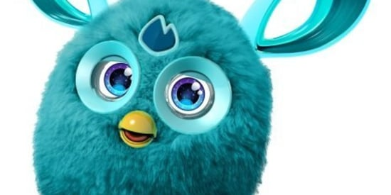 '90s Kids, Rejoice! The Furby Is Back (And Still Kinda Creepy)