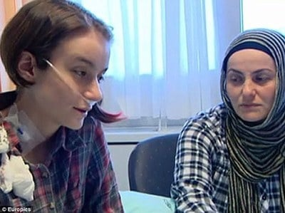 Teen Receives Life-Saving Transplant — from Her Parents