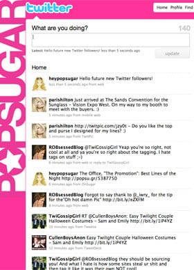 Get All Your Breaking New From PopSugar on Twitter!