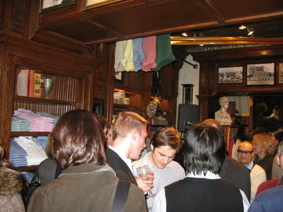 Ralph Lauren Rugby Store Event With Book Signing