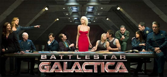 Battlestar Galactica Party and Premiere