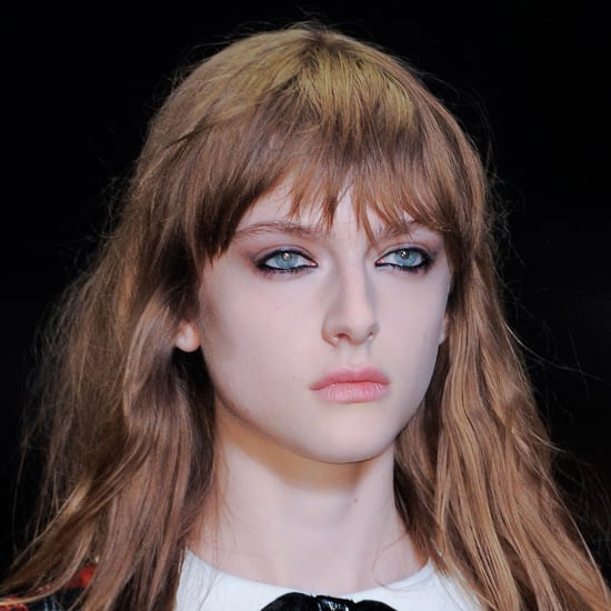 Saint Laurent Hair and Makeup | Fashion Week Fall 2013