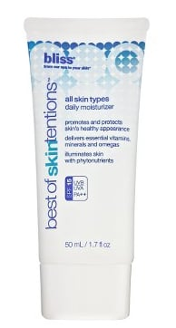 Tuesday Giveaway! Best of Skintentions Daily Moisturizer