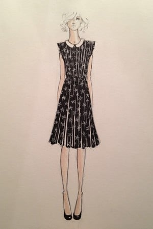 A sneak peek from the Kate Young For Target lineup.