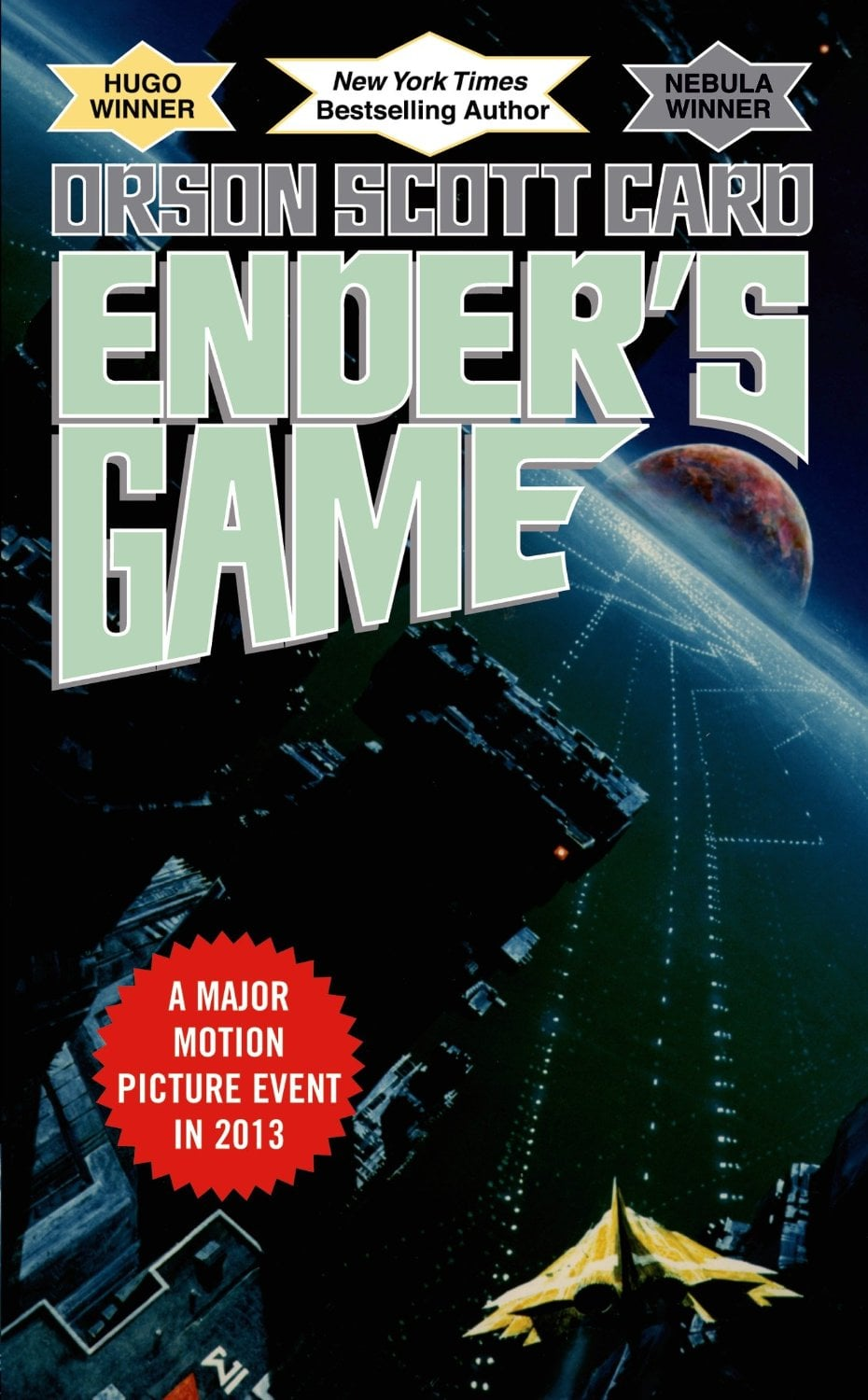 Orson Scott Card ENDER'S GAME Easton Press 1st Edition 1st Printing