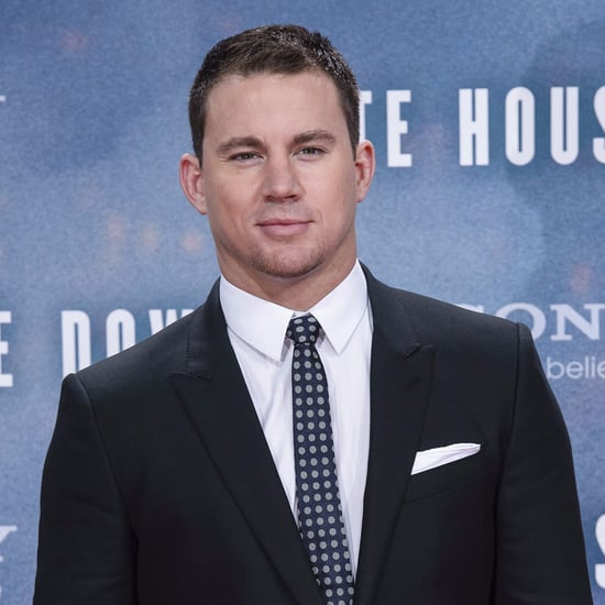 Channing Tatum Photo of Daughter Everly January 2016