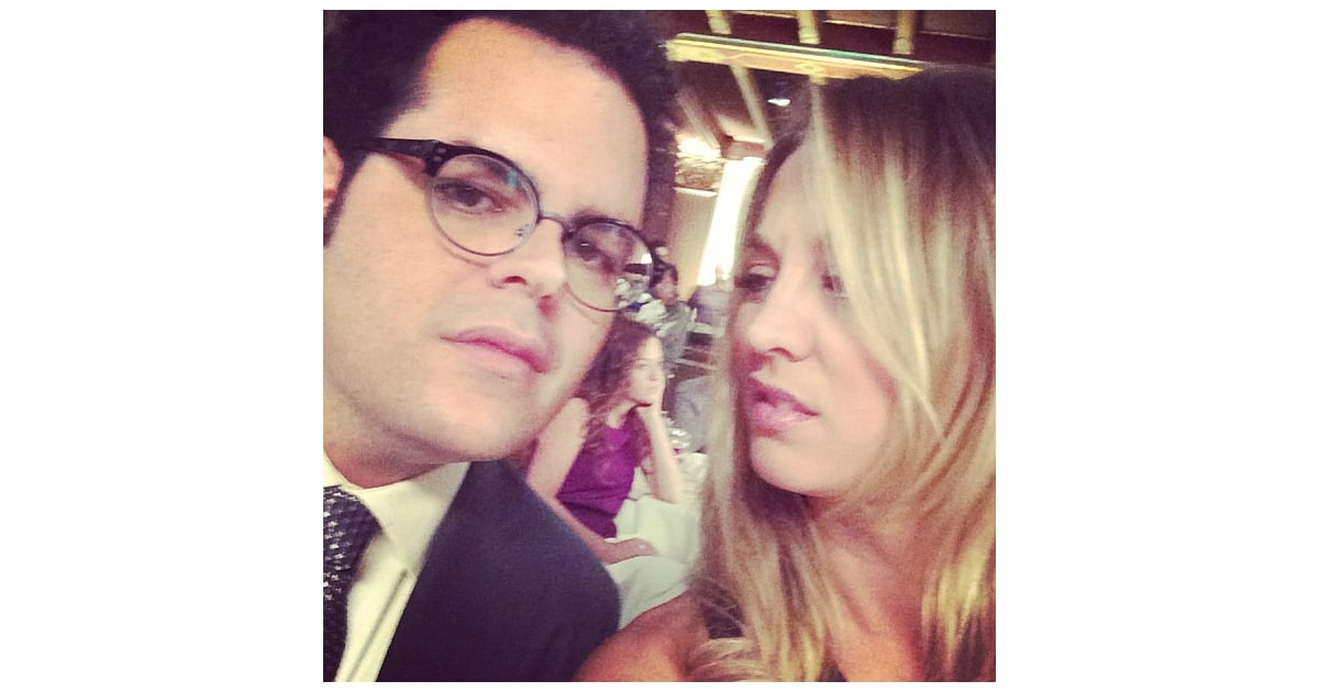 Josh Gad Weight Loss Kaley Cuoco gave Josh ...