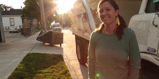 Waitress Serves Up A Solution To Her City's Food Waste Problem