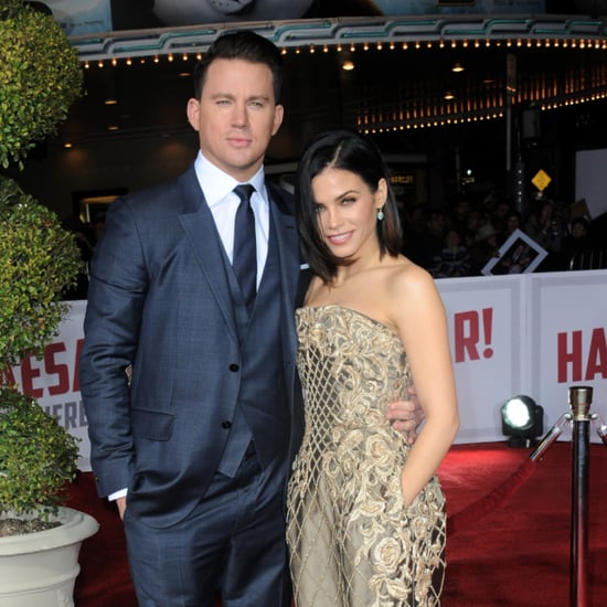 Channing and Jenna Tatum's Style at Hail, Caesar! Premiere