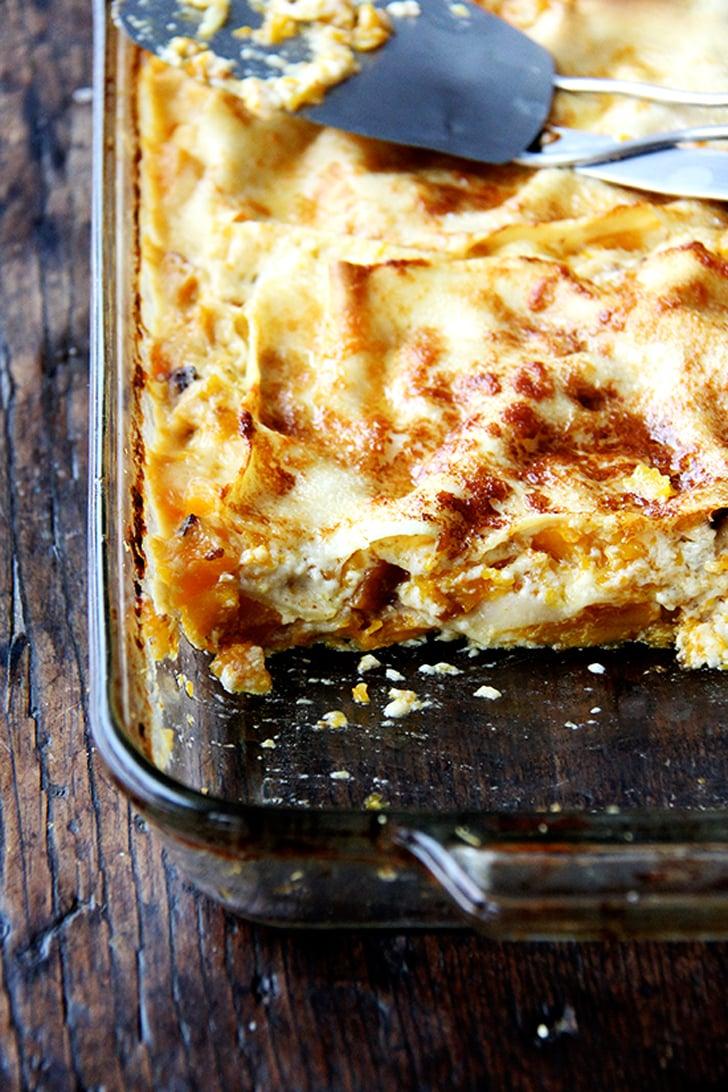 Butternut Squash Lasagna | 26 Crazy and Delicious Casserole Recipes ...