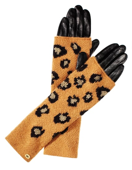 Juicy Couture Leopard Mitt Gloves | Review