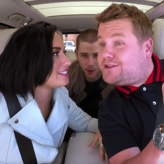 Demi Lovato and Nick Jonas Carpool Karaoke Video