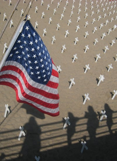 Army Suicides Likely Surpass Combat Deaths in January