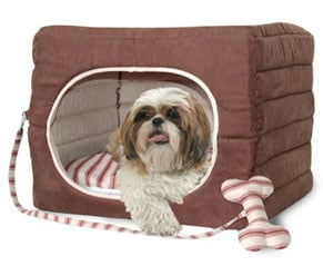 The Convertible Pet House For Small Dogs