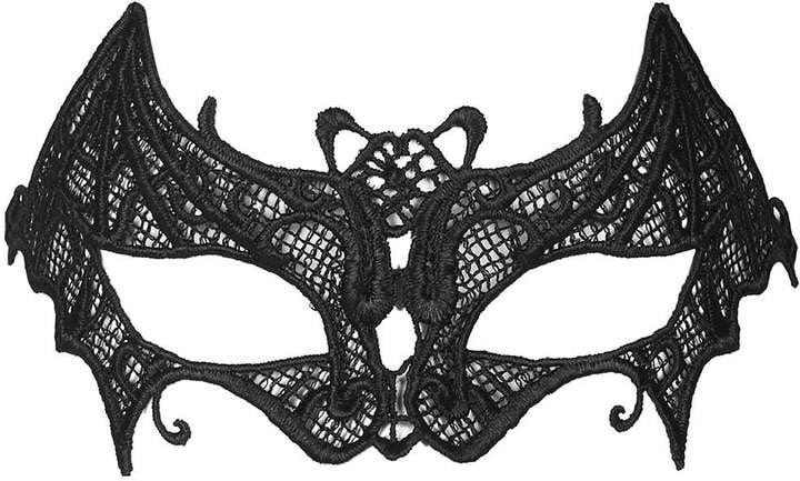 Pics Photos - Bat Dress Bat Wings Bat Mask And Cobweb Hat Was ...