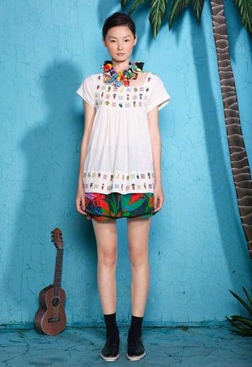 Suno Resort 2012 Collection Photos