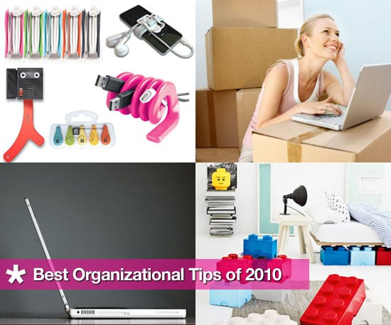 Best Organizational Tips of 2010