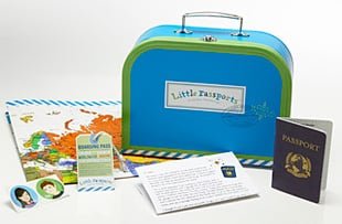 Little Passports International Travel Toys
