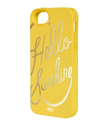 Hello Sunshine iPhone 5 Case