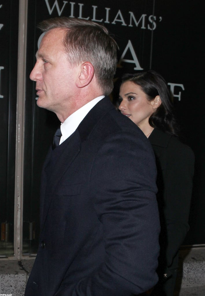 Scarlett Celebrates Her Broadway Opening With Daniel Craig, Rachel Weisz, and More
