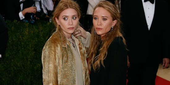 Mary-Kate And Ashley Olsen Bring An Unexpected Guest To The CFDAs