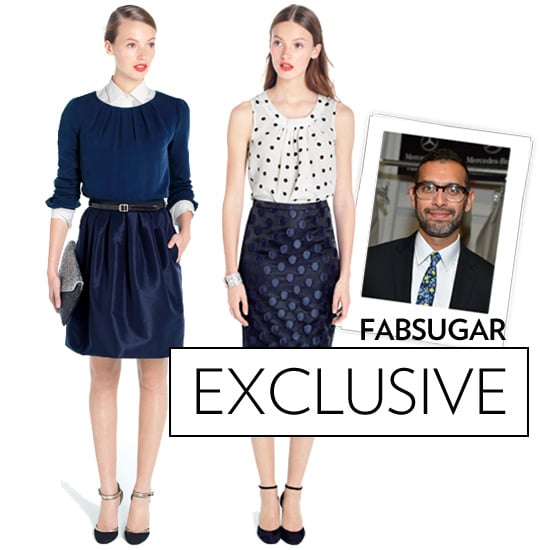 J.Crew Designer Tom Mora Interview 2012