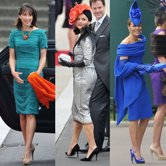 Royal Wedding Guest Pictures: Best-Dressed