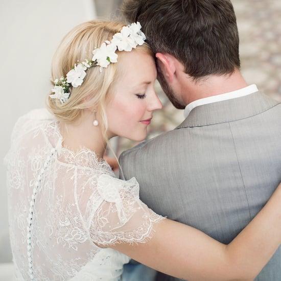 Romantic and Elegant Greek Destination Wedding