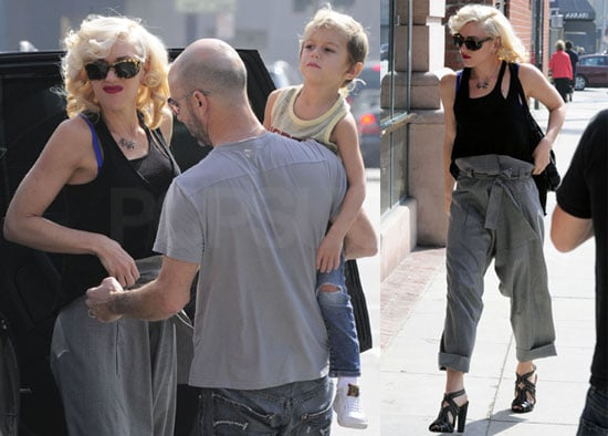 Photos of Gwen and Kingston