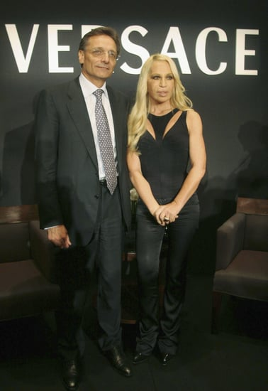 After Much Turmoil with Donatella, Versace CEO to Resign Friday